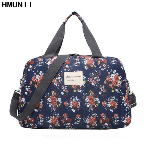 2017 Women Fashion Traveling Shoulder Bag Large Capacity Travel Bag Hand Luggage Bag Clothes Organizer Glamor