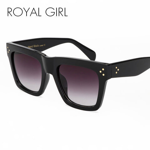ROYAL GIRL New Fashion Retro Sunglasses Women 2017 Popular Brand Designer