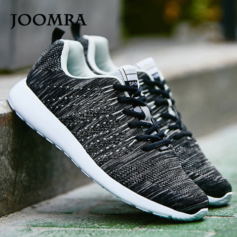 Joomra Men Sneaker Running Shoes Lightweight Sneakers Breathable Mesh Sports Shoes