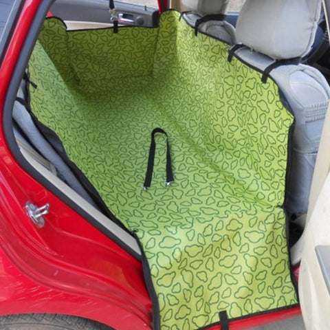 High Quality Pet Dog Cat Car Rear Back Seat Carrier Cover Pet Dog Mat Blanket Cover