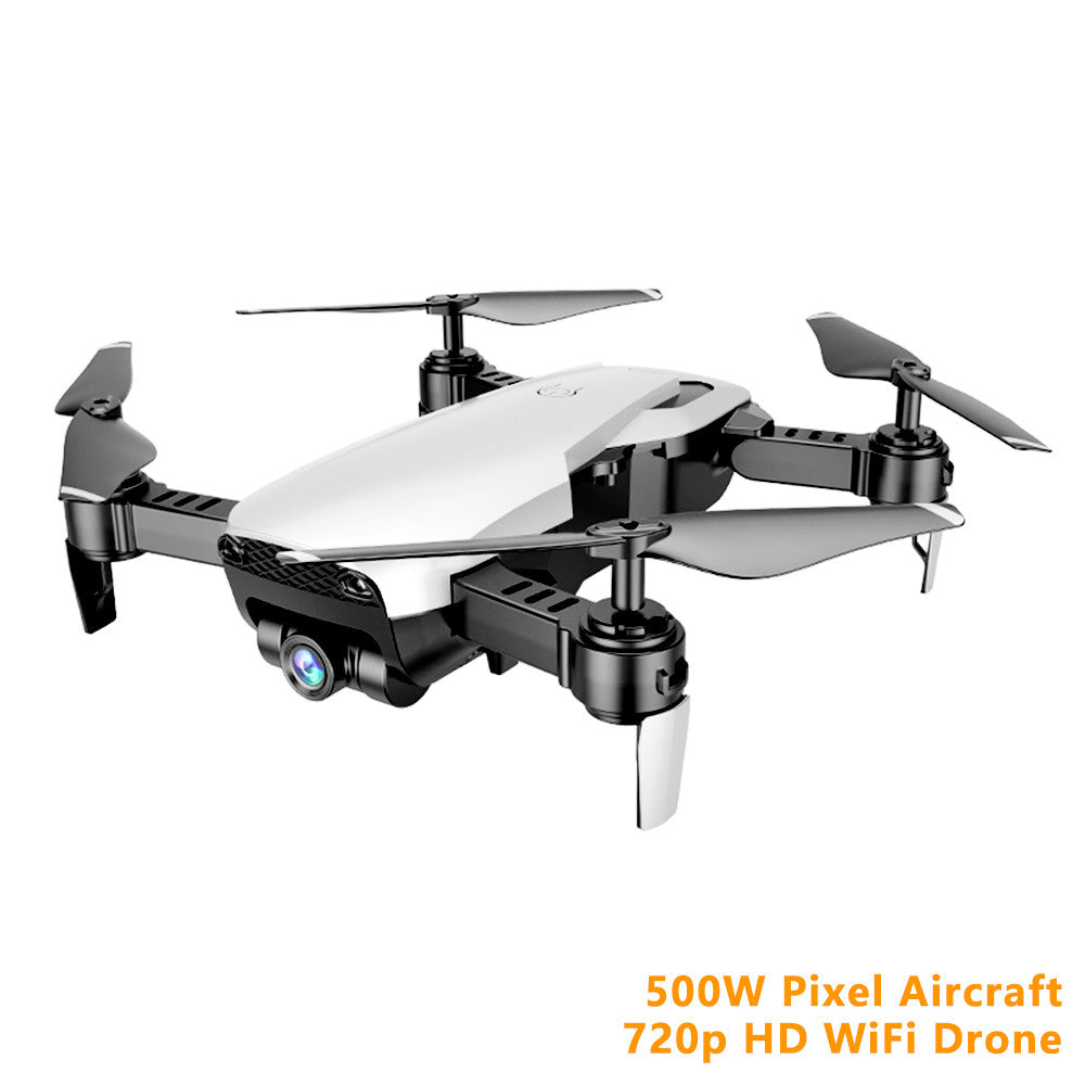 Wifi FPV Drone with 720P Wide-Angle HD Camera Live Video RC Quadcopter