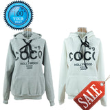 2016 Women's Hoodies Printed COCO Sweatshirts Autumn Winter Outerwear