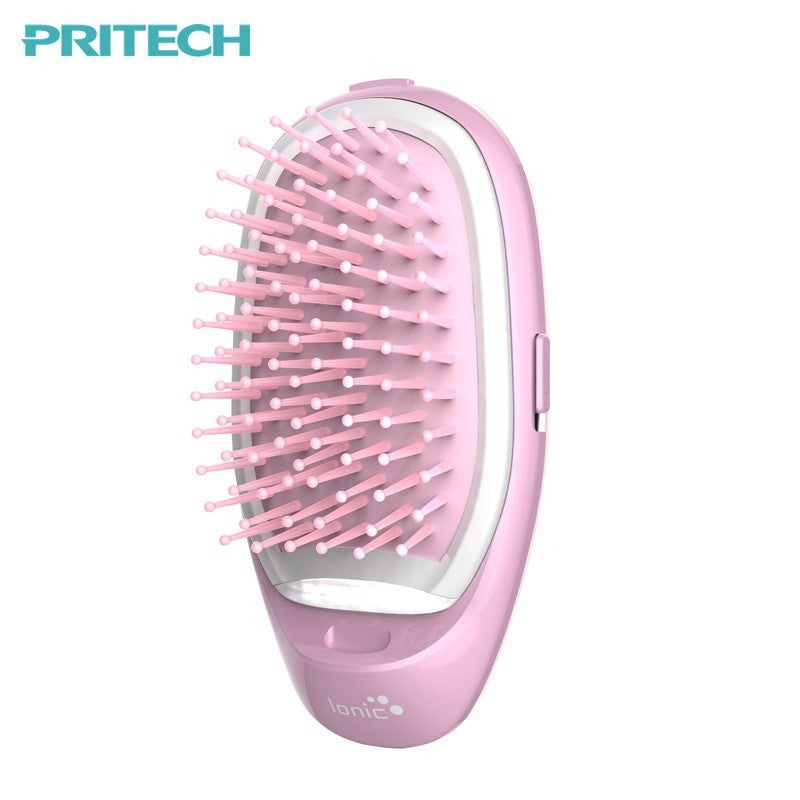 Pritech Ionic Hair Comb Electric Massage