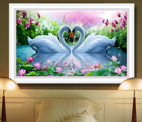 5D DIY Diamond Painting Needlework Diamond Mosaic Diamond Embroidery