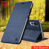 For Huawei P9 P10 Plus P20 Lite Pro PU leather case for Huawei Nova 2 Plus 2s