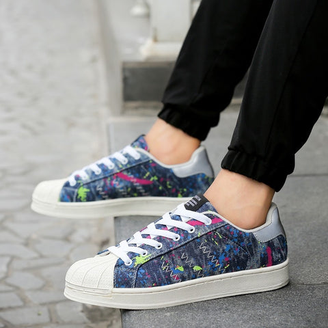 2015 New Men&Women Casual Sneakers Shoes Summer&Spring Canvas Shoes Fashion Camouflage