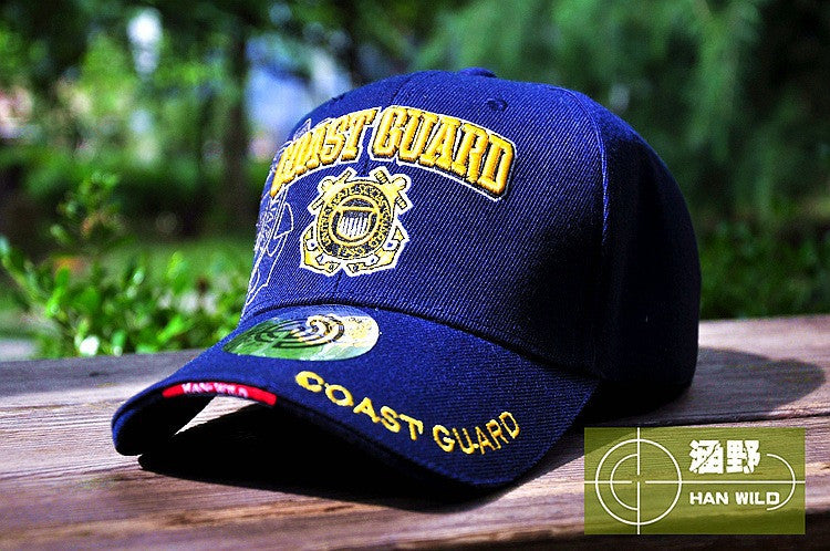 146f774a463 HAN WILD Army Embroidery Cap Casual Outdoor US Navy Baseball Caps Holiday  Army Fans Army Embroidery