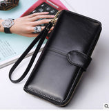 2016 New Brand Designer PU Leather Women Wallet and Purse wallet women