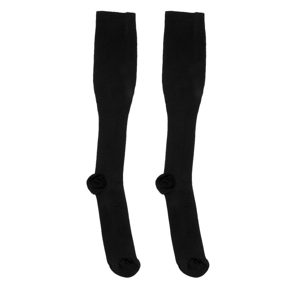 1pair High Quality Miracle Socks Antifatigue Compression Stockings Soothe Tired Achy Unisex Women - Shopy Max