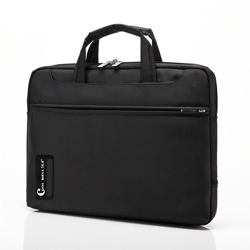 Waterproof 10 12 13 14 15 inch Notebook Computer Laptop Bag for Men Women Briefcase Shoulder Messenger Bag