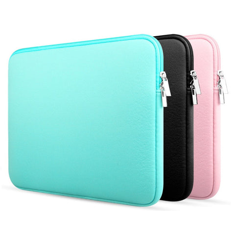 "2015 Newest Sleeve Case For Macbook Laptop AIR PRO Retina 11"",12"",13"",15 inch, Notebook Bag 14"" ,13.3"",15.4"""