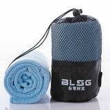 Microfiber Fabric Outdoor Sport Towel Bath Towels Fitness Hip-hop Yoga Swimming Travel