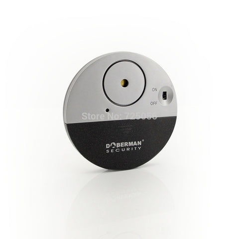 Door Window Vibration Alarm for Warning Burglars Intruders,Home Alarm, available distance 50m away