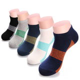 New 2016 Summer Sport Men's Socks Fashion Wide Stripes Casual Socks Man