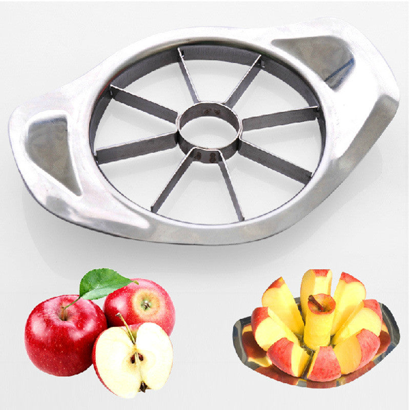 1 Piece stainless steel Apple Cutter Slicer Vegetable Fruit  Tools Kitchen - Shopy Max