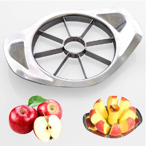 1 Piece stainless steel Apple Cutter Slicer Vegetable Fruit  Tools Kitchen