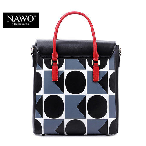 NAWO 2016 Famous Designer Brand Bags Women Leather Handbags High Quality