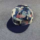 2016 hot selling Spring Men Women New Arrival Unisex Snapback Adjustable Baseball Cap Hip Hop hat