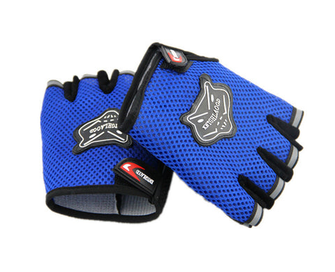 Adult's Gym Anti Slip Workout Fitness Weight Lifting Gloves