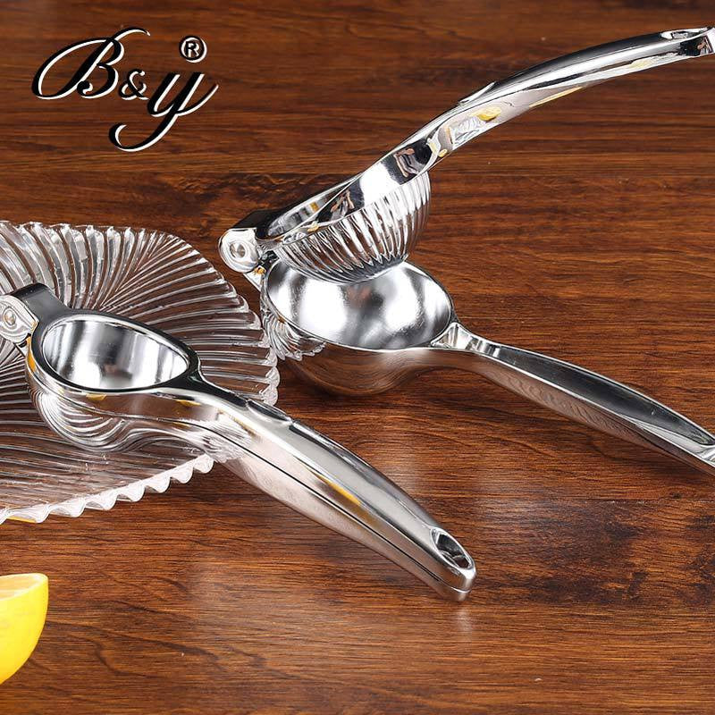 Orange Juicer Lemon Juicer Zinc Alloy,presses Disinfection Stainless Steel Juicer Kitchen Utensils Kitchen Tools - Shopy Max