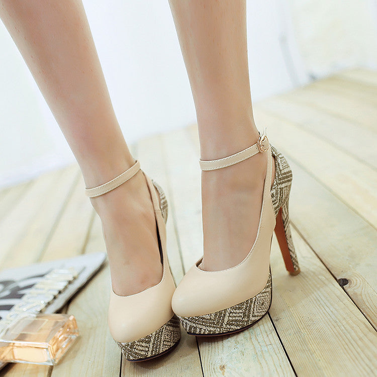 1ead125b441 Small and BIG Size 33-46 Ultra High heels 13 cm Fashion sexy shoes women