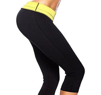 European and American Hot Neoprene Slimming Shaping Pants - Shopy Max