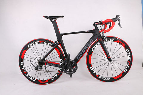 2016 Costelo speedcraft road Complete Carbon Road Bike complete bicycle bicicleta bicycle carbon road bikes fit DI2/Mechanic