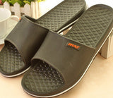 2014 Summer / couple of men and women indoor / home slippers / Korean version of the thick-soled slip / bathroom  / shipping