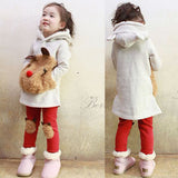 Free Shipping Children Kids Clothing 2013 Autumn Winter Bear Sweater - Shopy Max