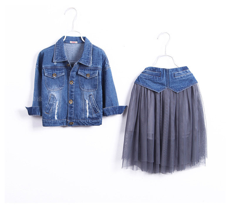 Children Clothing Sets Spring Cotton Girls Clothing Sets Fashion