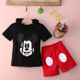 Baby Boy Cartoon clothing 2016 Summer Girls Kids Minnie Mouse Clothes Tops - Shopy Max