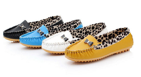 sapatilhas femininos 2014 Spring and Autumn Flats for Women Flat heel Shoes Fashion Leopard Flats Women Shoes snickers