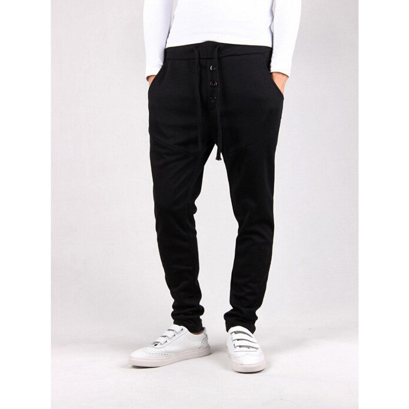 2015 Men Fashion Slim Joggers - Shopy Max