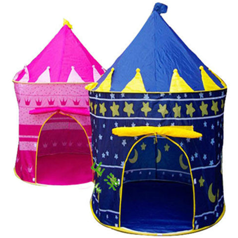 Child great Gift Promotion cute children kids play tent toy game house large princess castle