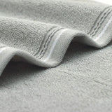 JZGH 33*73cm Soft Elegant Cotton Terry Hand Towels for Adults,Decorative Face Bathroom Hand Towels,Toallas de Mano,T970 - Shopy Max