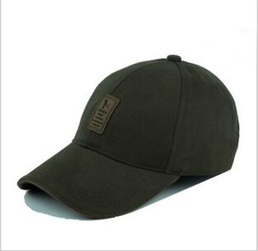 f4d7ca4f4f6 New 2016 Hot Fitted Hat Cotton Baseball Cap Causal Sport Golf Outdoor  Simple Solid Sports Snapback