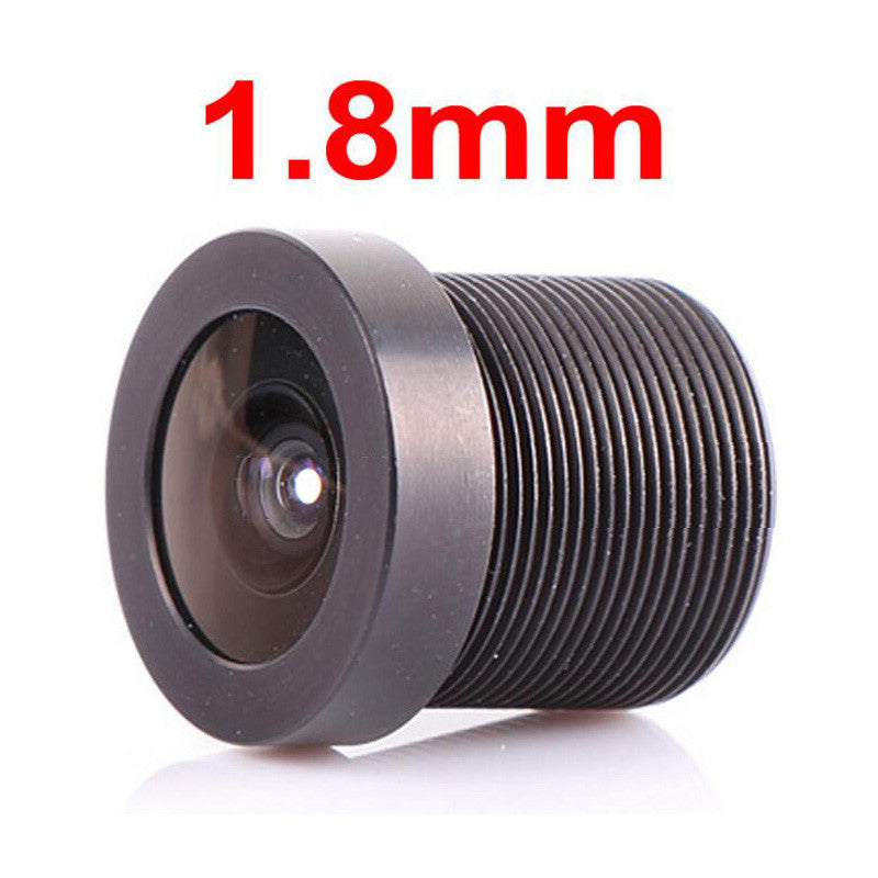 (1 piece) CCTV 1.8mm Security Lens 170 Degree Wide Angle - Shopy Max