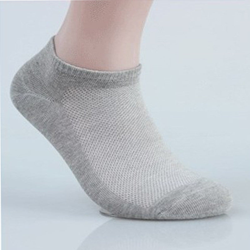 10pair/lot Casual Summer Men Socks Designer Spring Solid Color Men's Socks Sport Business Male Hip Hop Socks Football - Shopy Max