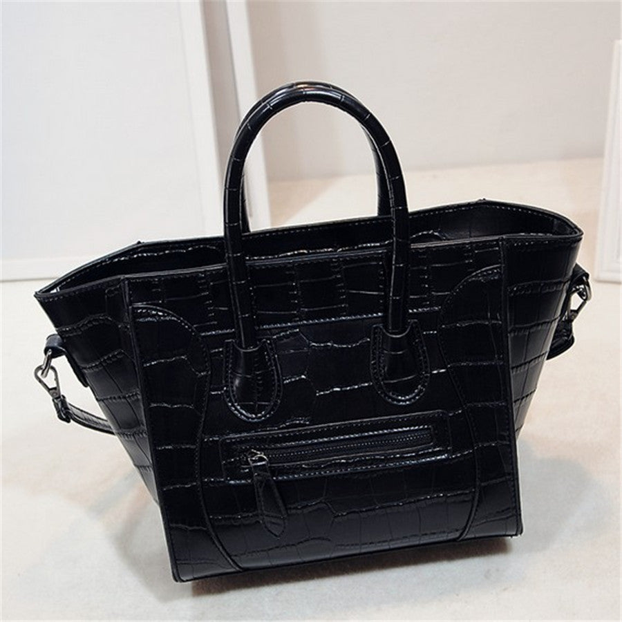 Arnagar Famous brand women bag handbags high quality ladies trendy tote bag - Shopy Max