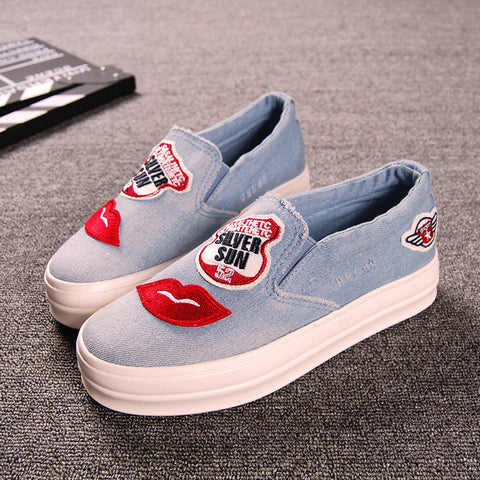 2015 Spring And Summer Style Women's Singles Shoes Casual