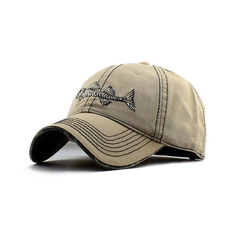 ea7938708ae High quality 100% pure cotton unisex casual brand baseball hats men s  outdoor exercise sports fish