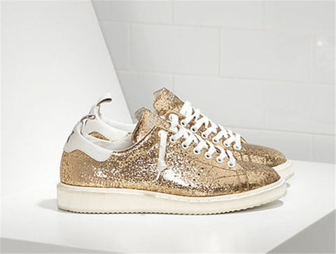 2016 Italy High Quality Golden Goose Super Star Casual Shoes Men Women