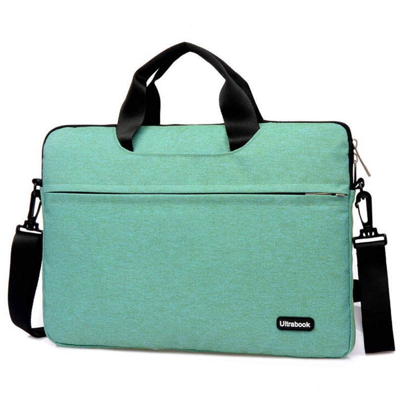 2015 New Laptop Sleeve Bag Case Carrying Handle Bag For 11 13 14 15.6 Inch For Apple Dell Notebook Netbook PC