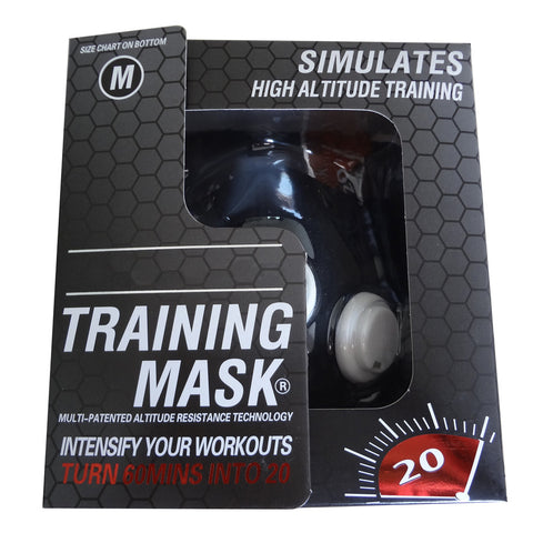 2016 New Design Mask 2.0 High Altitude Mask Men Fitness Supplies Sport Training Mask Outdoor Fitness