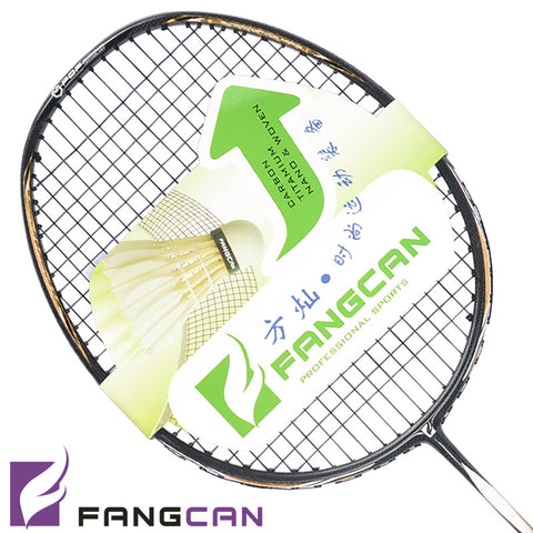 (3pcs/lot) N90-3 Fangcan high-end badminton racket n90iii with string