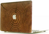 Wood Marble Hard Case For apple Macbook Air 11 12 13 15 or Retina
