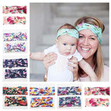 1Set Mommy and me Matching Headbands Photo Prop Gift for Mom