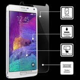Galaxy Note 5 Premium Tempered Glass Film Screen Protector 0.3mm Film For iphone 6S plus iphone 5S Galaxy S6 S5 Note 5 - Shopy Max