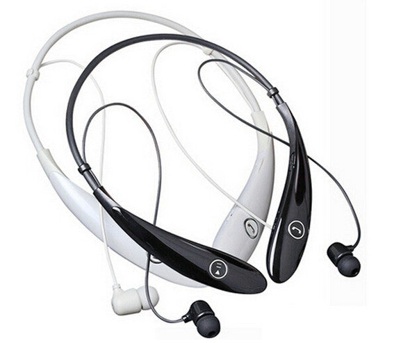 Black HV 900&HV-900 Wireless Sports Stereo Bluetooth Headset Neckband Headphone for iPhone Samsung HTC LG Smartphone WITH RETAIL