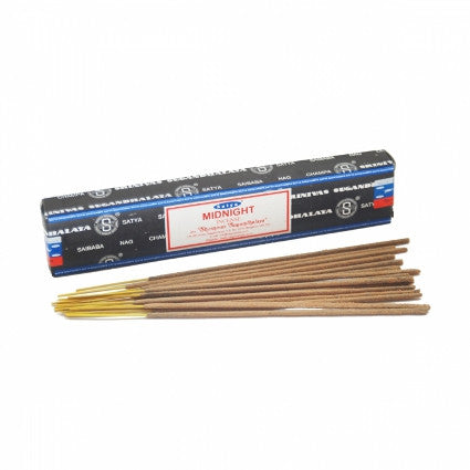 Midnight Satya Incense Sticks